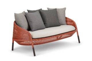 AHNDA 2-seater  by  DEDON