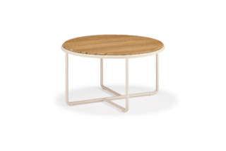 LOU coffee table round  by  DEDON