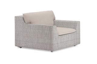 LOU armchair  by  DEDON