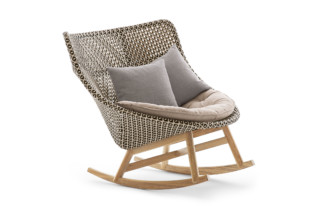 MBRACE rocking chair  by  DEDON