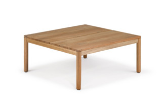 TIBBO coffee table  by  DEDON