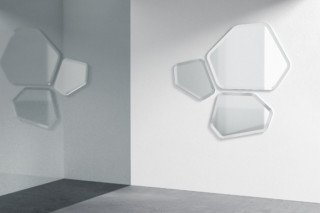 Quartz Mirrors  by  Desalto