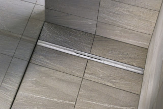 shower channel CeraFloor Pure  by  Dallmer