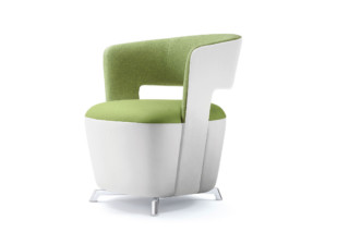 Allore lounge chairs  by  Dauphin