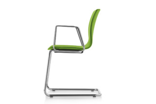 Fiore cantilever chair  by  Dauphin