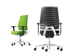 X-Code swivel chair  by  Dauphin