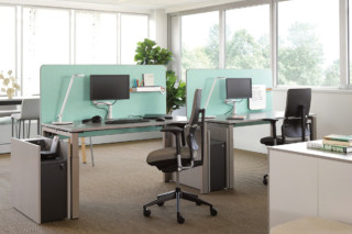 Divisio Frameless Screen  von  Steelcase