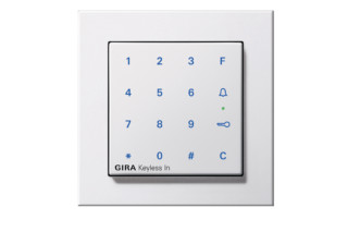 E2 Keyless In keypad  by  Gira