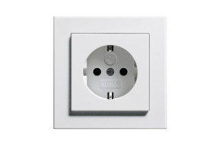 E2 socket  by  Gira