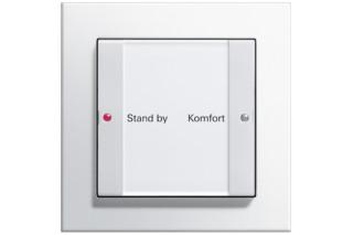 E2 push button sensor 3, 1-gang  by  Gira