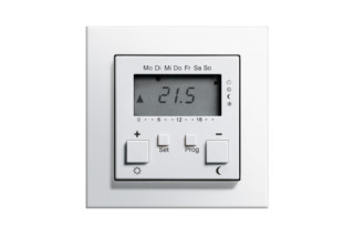 E2 Temperaturregler  von  Gira
