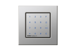 E22 Keyless In keypad  by  Gira