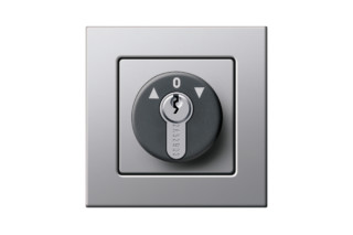 E22 key switch  by  Gira