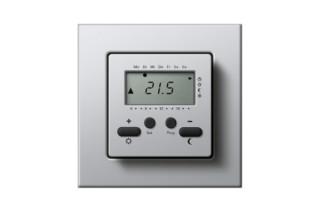 E22 Temperaturregler  von  Gira