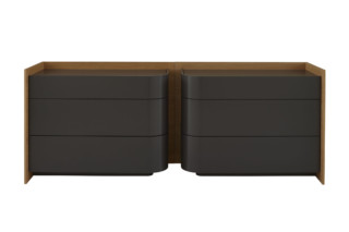 ENTRÈVES chest of drawers  by  ligne roset