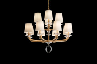 EMILEA chandelier  by  Swarovski Lighting