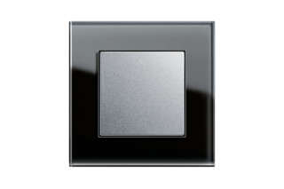 Esprit touch dimmer  by  Gira
