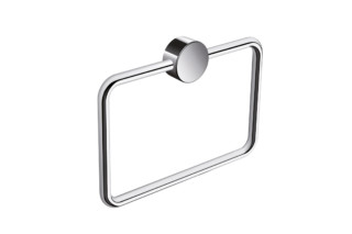 Towel ring finish - chrome  by  HEWI