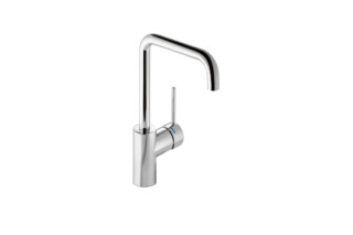 Single lever washbasin mixer tap AQ 477/801  by  HEWI
