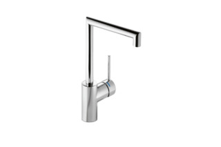 Single lever washbasin mixer tap AQ 162  by  HEWI