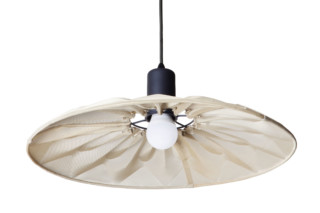 Ukhamba Fan Lamp 500  by  MEMA Designs