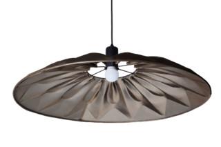 Ukhamba Fan Lamp 800  by  MEMA Designs