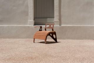CYRIA设计的绿色帕拉西奥椅