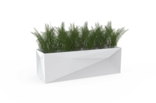 FAZ planter wide  by  VONDOM