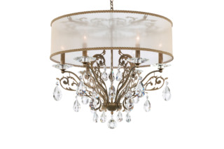 FILIGRAE chandelier shade  by  Swarovski Lighting