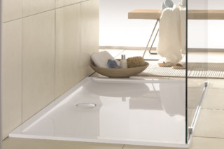 Showe tray Futurion Flat   by  Villeroy&Boch Bath&Wellness