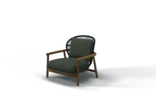Fern Low Back Lounge Sessel  von  Gloster Furniture