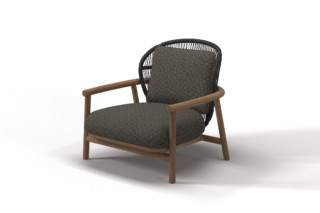 Fern low back lounge chair  by  Gloster Furniture