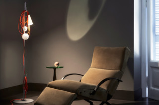 Filo floor lamp  by  Foscarini