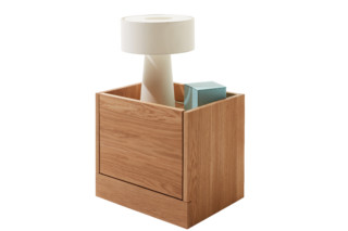Flai bedside table  by  Müller small living
