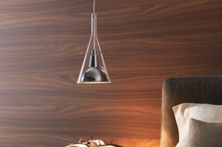 Flûte Magnum pendant lamp  by  FontanaArte