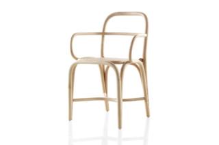 Fontal Stuhl mit Armlehnen T011 R  von  Expormim