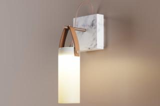 Galerie wall lamp  by  FontanaArte