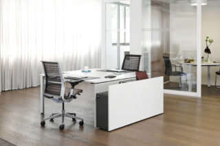 FrameFour Bench  by  Steelcase
