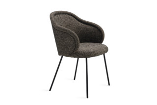 Ona Curved Armchair  by  Freifrau