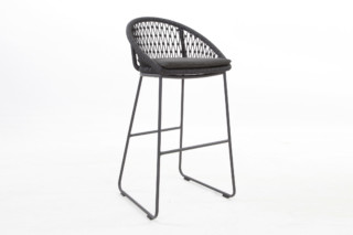 KUTA bar stool  by  ​Niehoff Garden