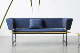 Atmosphere three-seater sofa  by  Gloster Furniture