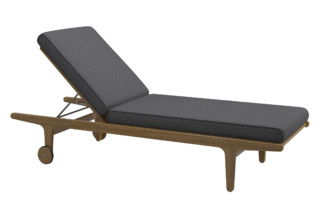 Bay Sunlounger  by  Gloster Furniture