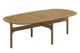 Bay coffeetable  by  Gloster Furniture