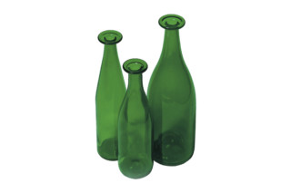 3 GREEN BOTTLES  by  Cappellini