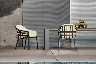 Basket Dining Sessel  von  solpuri