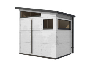 Garden shed pent roof S  by  gartana