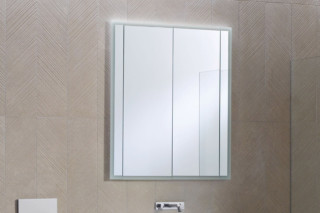 Geberit ONE mirror cabinet with lighting  by  Geberit
