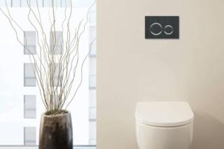 Flush plate Sigma21  by  Geberit
