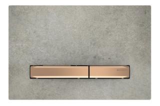 Flush plate Sigma50  by  Geberit