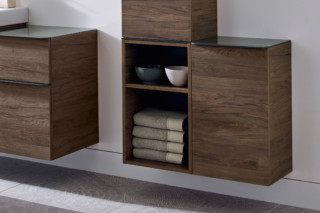 Smyle Square side cabinet   by  Geberit
